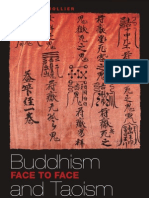 Buddhism and Taoism Face to Face Scripture, Ritual, And Iconographic Exchange in Medieval China