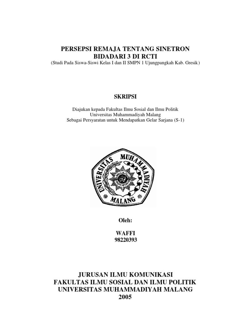 Best Contoh Proposal Metode Penelitian Sosial Kuantitatif Ilmu