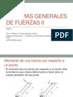 02 Sistemas Generales de Fuerzas II