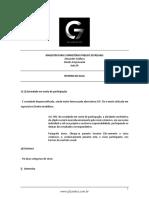 Roteiro de Aula - MP e Mag. - D. Empresarial - Alexandre Gialluca - Aula 04