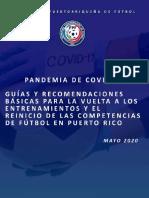 Guias Para Reanudacion FPF FASE 1