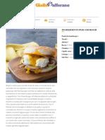 Ricette Egg-burger