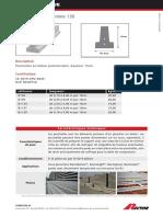 Rector poutrain EI120