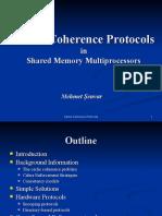 Mehmet Senvar - Cache Coherence Protocols