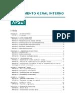 Regulamento Geral Interno 2017