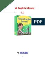 Speak English Money 2.0