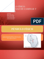 PENDULO FíSICO