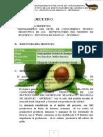 Exp. Tco. FRUTICULTURA huanipaca