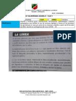 TALLER DE ARTISTICA-CLEI V