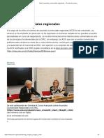 OMC _ Acuerdos comerciales regionales — Puerta de acceso