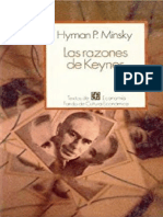 Las Razones de Keynes - Hyman Minsky