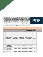 Ficha Docentes Seguimiento a las sesiones Aprendo en Casa - TONY ZELADA CABRERA 9ena Semana