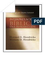 Interpretacion Biblica - Howard G. Henricks
