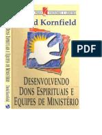 desenvolvendo dons e equipes de ministério - david kornfield