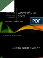 Adicción al Sexo (Ramón Salcido)