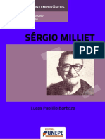 PAOLILLO, L. Sérgio Milliet (2019)