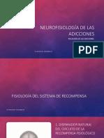 5. Neurofisiología de las adicciones 3 (Circuito de recompensa hipotálamo, VTA y nucleo acumbens) Ramón Salcido