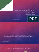 5. Neurofisiología de las adicciones 4 (Circuito de recompensa hipocampo, amígdala y cortex) Ramón Salcido