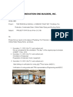 ERVIL - Project Site Report (3rd Floor Toilet Renovation Peninsula Hotel Manila Project.pdf