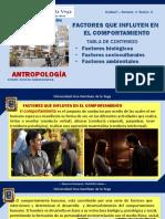 4.2 Factores que influyen en el comportamiento humano (ppt) - copia