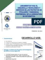 Lineas Dcea 2011