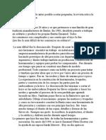 Entrevista Manuel Arista por la AFE