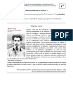 Guía 1 Simce Lenguaje - 7° básico - (Internet)