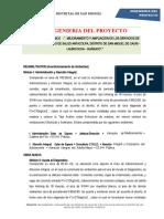 INGENIERIA DEL PROYECTO - ANTACOLPA