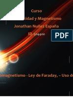 laboratorio virtual - electromagnetismo y la Ley de faraday