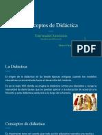 Marco Vargas Villalobos-Conceptos de Didáctica