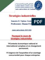Cours Stratégies industrielles S6 Pr Fali Hanan.pdf