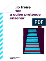 2. Primera carta del libro Cartas a quien pretende enseñar. Paulo Freire.pdf