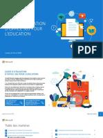 Guide Utilisation Office 365 BeFR
