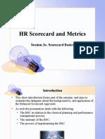 HR Scorecard 2 - BSC Overview