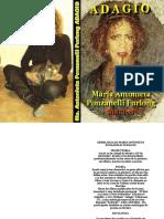 María Antonieta Ponzanelli Furlong ADAGIO Sonetos Poesía Moderna