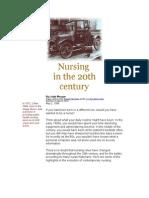 20th Century Nurse