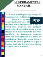 DDS Uso de Ferramentas Manuais.ppt