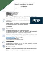 Guía De Lenguaje - Grado Segundo 2020 - Nubia García G