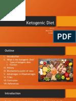 Ketogenic Diet - presentation