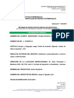 Textiles Portofino, C.A. Insp. No. 018-2015