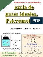 Psicrometría  gases