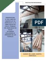 INFORME DE LAS PRACTICAS 05