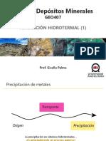 Alteración Hidrotermal