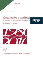 Ornamento_e_architettura._Lestetica_funz