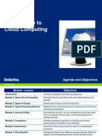 VCS Cloud Computing Overview 120910