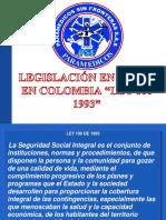 legislaciondesaludcolombiapsf-131119184421-phpapp01