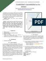 Practica 1- estabilidad de atomos