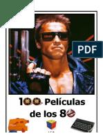 100 Peliculas de Los 80