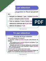 Tri-par-sélection-Pascal-Yassine-Ben-Salah-sous-programmes-bac-scientifique