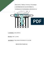 SEGUNDO PARCIAL DE FILOSOFIA